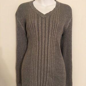 Women's Silver Sweater